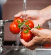 comment nettoyer les aliments